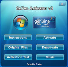 free download windows 7 activation crack software