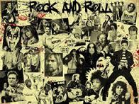 O antes e depois de músicos do rock