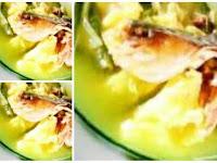 Resep Kelapa Ikan Manyung Segar Pedas