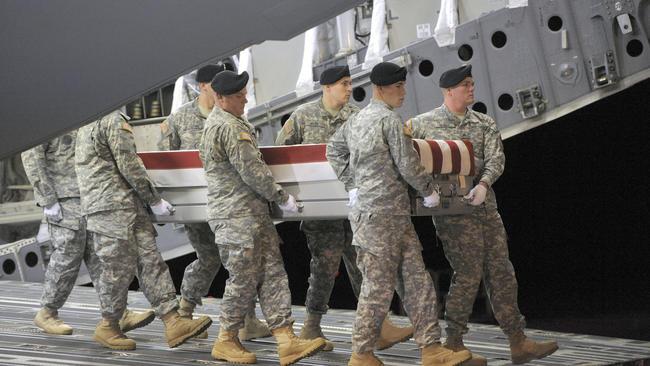 Três soldados norte-americanos que morreram na Jordânia em 4 de novembro estavam trabalhando com a CIA para treinar militantes que lutam contra o governo sírio, dizem as autoridades