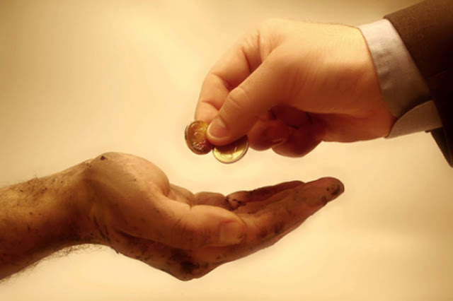 Donate during ramadan