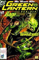 Lanterna Verde - Renascimento #4