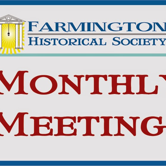 Society Meeting: Friday, September 1