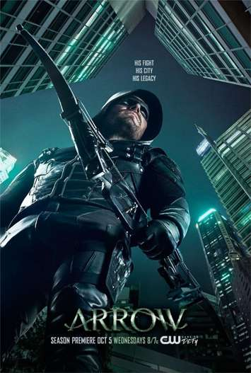 Arrow Temporada 5 Completa HD 720p Latino Dual