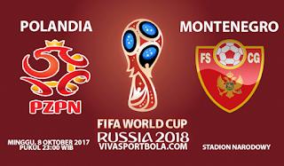 Prediksi Polandia vs Montenegro 8 Oktober 2017