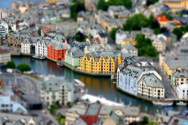 Ålesund, beautiful places to visit in Norway