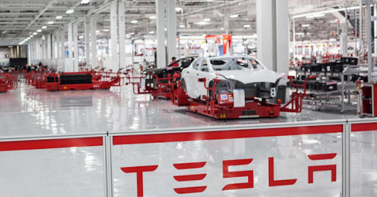 Lithium Race Ludicrous Mode: Tesla To Set Up Factory With Local Partner In Shanghai.