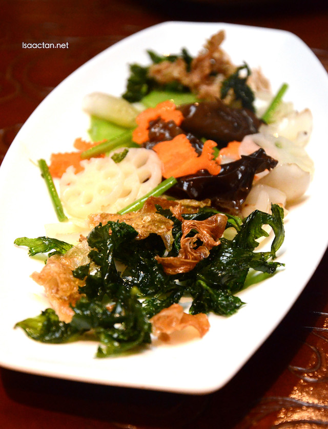 Classic Chiu Chow Assorted Seasonal Vegetables