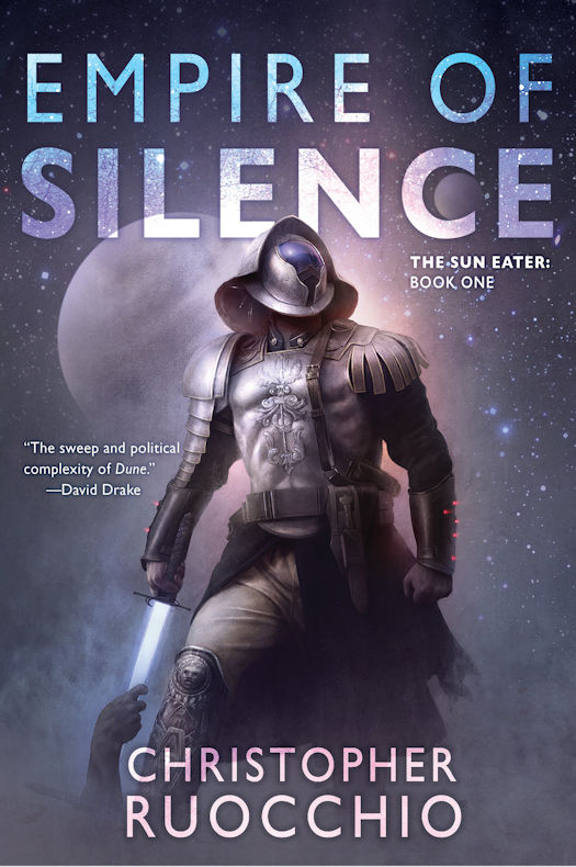 Interview with Christopher Ruocchio, author of Empire of Silence