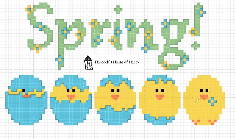 Hancock S House Of Happy Happy Spring Free Spring
