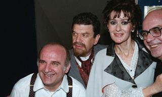 Τάσος Πεζιρκιανίδης: To τελευταίο αντίο στον ηθοποιό στη Θεσσαλονίκη - ΒΙΝΤΕΟ