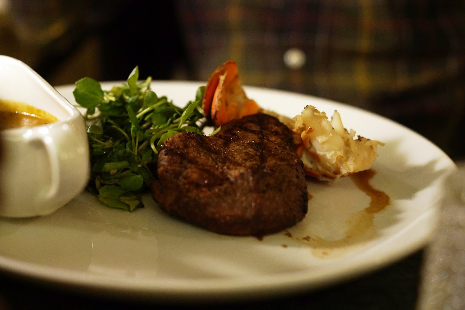 Hello Freckles Browns Brasserie Restaurant Newcastle Food Review fillet steak nebloggers