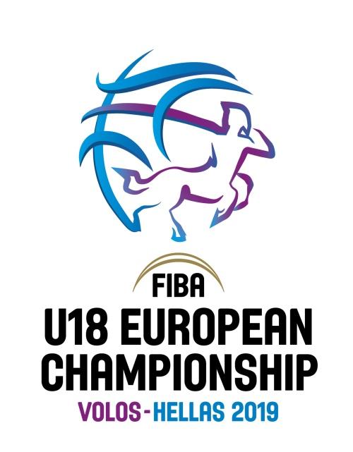 O Κένταυρος Χείρων στο λογότυπο του Ευρωπαϊκού U18 του Βόλου