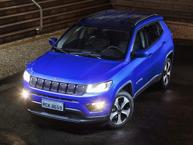 Jeep Compass 2.0 Flex 4x4