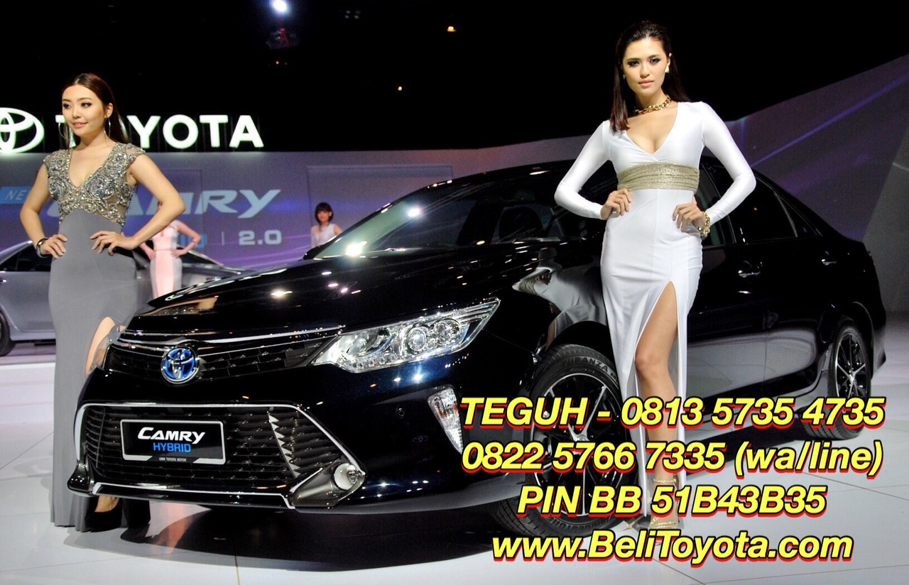 all new camry 2017 indonesia harga brand price toyota di surabaya promo dealer mobil baru