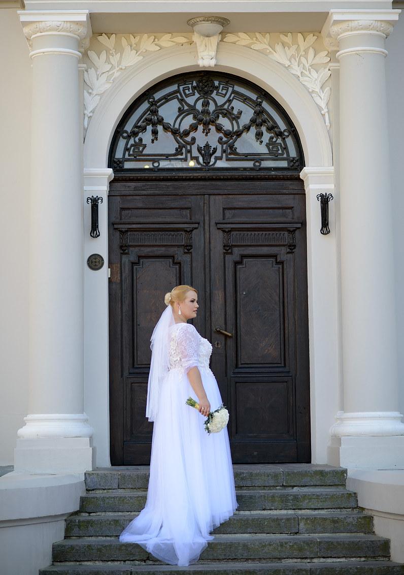 vestuvinė fotosesija Palangoje