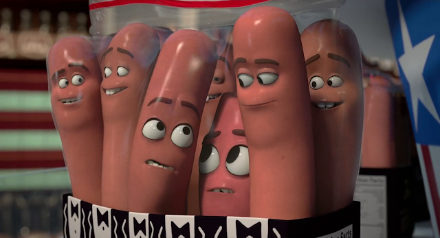(18+) Sausage Party (2016) Full Movie [English-DD5.1] 720p BluRay ESubs Download