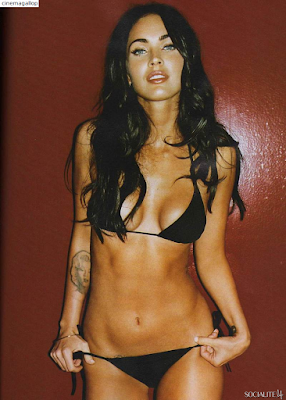 megan fox bkiini lingerie 03232011 26 800x1118 - 50 Hottest Bikini Pictures OF MeganFox |Best Lingerie Photoshoot & HD Wallpapers made your Jaw Drop