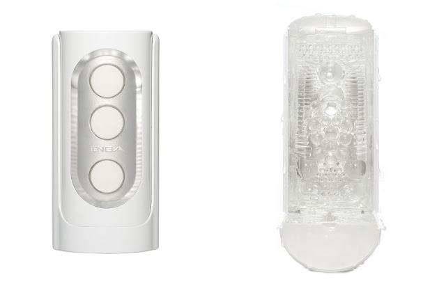 Tenga Flip Hole White at The Spot Dallas