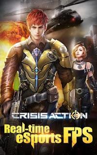 Download Game Crisis Action Best free FPS V1.9.2 MOD Apk Terbaru