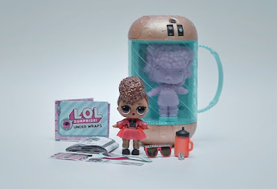 Новая игрушка L.O.L. Surprise Series 4 Under Wraps Eye Spy 2018 Wave 1