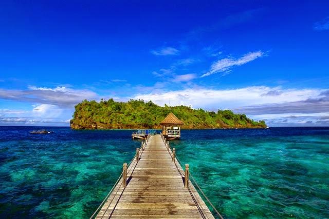 pulau misaool raja ampat