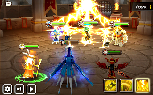 Download Game Summoners War MOD cho Android