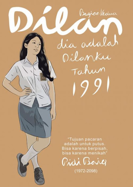 Trailer Dilan 1991 Makin Bikin Baper !!!