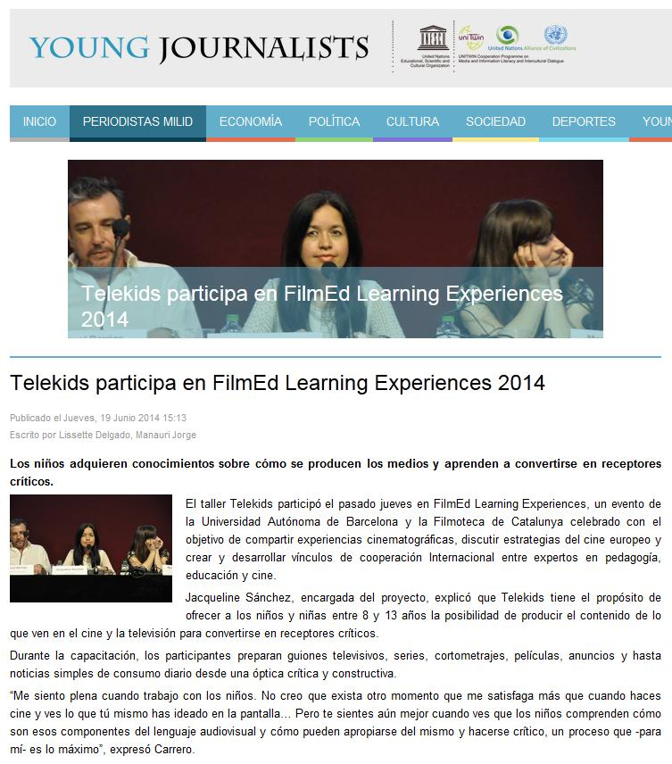 http://www.youngjournalists.org/index.php/es/internacional/86-telekids-participa-en-filmed-learning-experiences-2014