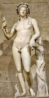El dios Dionisio