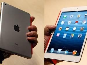 O iPad mini e o iPad sãos os presentes mais desejados pelas crianças dos Estados Unidos.