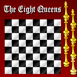 8 Queens Chess Problem