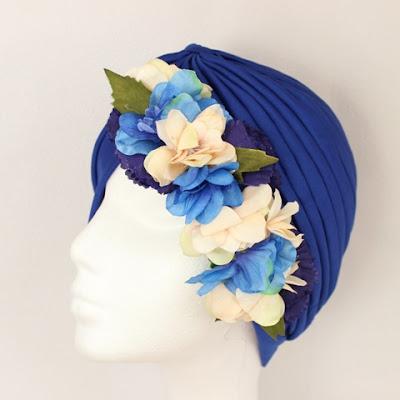 PV 2017 - Coleccion Azul Marino 15 turbante