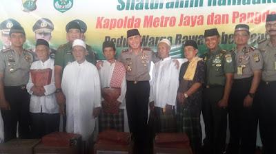 Kata Kapolda Metro, Pengerahan Massa Mendukung Habib Rizieq Bikin Citra Indonesia Buruk, Sumbu Pendek Mana Ngerti...