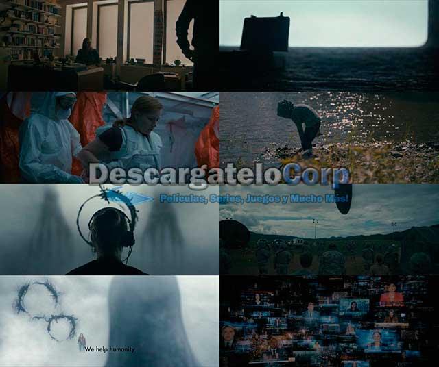 La llegada (2016) DVDRip Español Latino