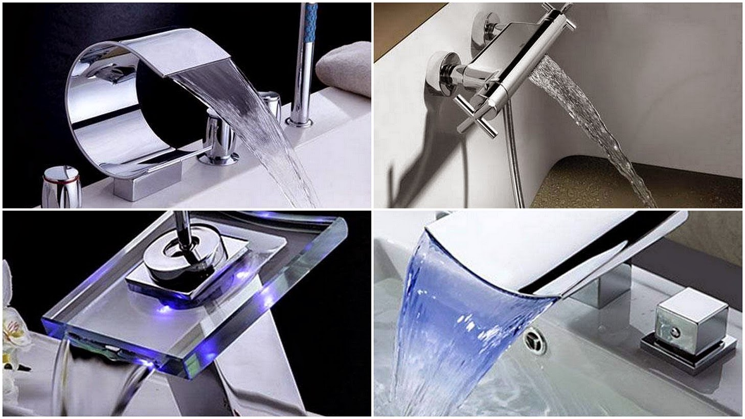 Modern water pipes designs