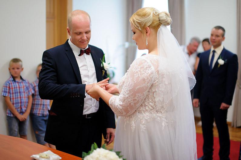 santuoka Palangos metrikacijos skyriuje