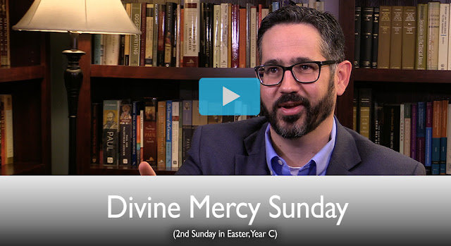 Divine Mercy Sunday - The Mass Readings Explained