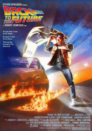 Back to the Future 1985 BluRay 800MB Hindi Dual Audio 720p Watch Online Full Movie Download bolly4u