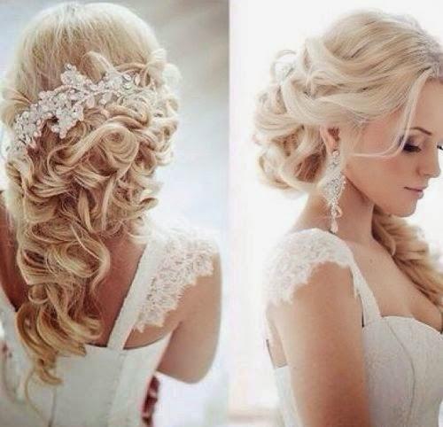 Wedding Dresses Ideas About Half Up Half Down Wedding Hairstyles