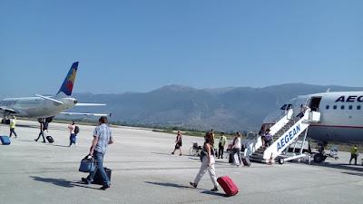 ΑΕΡΟΔΡΟΜΙΟ ΙΩΑΝΝΙΝΩΝ-Νέο άλμα σε πτήσεις και επιβατική κίνηση τον περασμένο Ιούλιο!