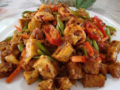 Resepi sambal Goreng Jawa