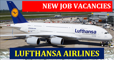 New Jobs At Lufthansa Airlines