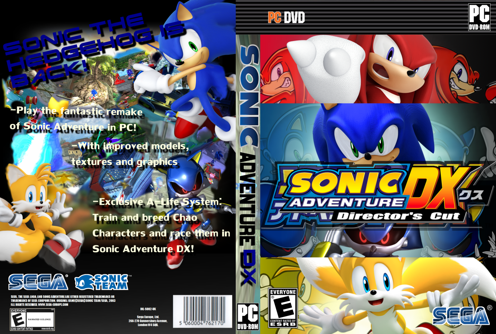 Download Save Game Sonic Adventure Dx Pc | manuniversal