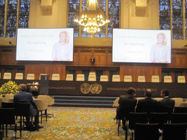 Carnegie Wateler Peace Prize