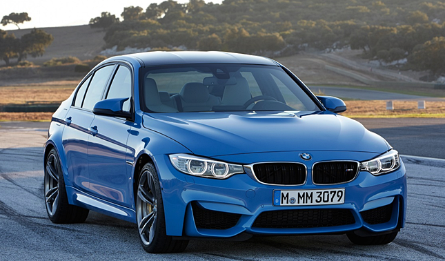 BMW M3 - A Look Inside Foreign Automobile Engineering