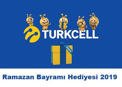 Turkcell Ramazan Bayramı Hediyesi 2019