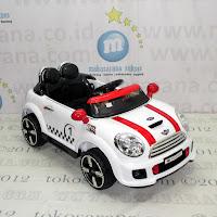 Mobil Mainan Aki Pliko PK8818 Mini