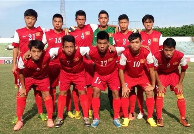 Đội hình U19 Việt Nam tham dự giải