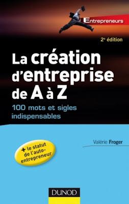 La création d'entreprise de A à Z - 2ème édition PDF gratuit
